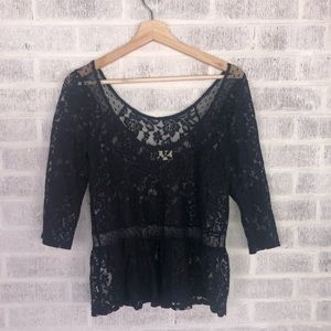 Lace Blouse NW